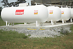 Calor propane gas containers