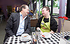 Stephen Hammond, Conservative parliamentary candidate for Wimbledon and the former parliamentary under-secretary of State for Transport is on the general election campaign trail in Wimbledon today (Monday 15th May 2017). <br />