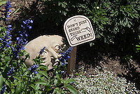 Garden Signs & Sayings Photos