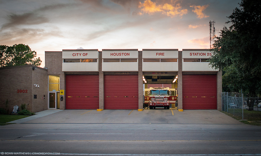 Fire Station, Fire Department