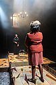 """London, UK. 06.09.2017. """"Doubt - a Parable"""", written by John Patrick Shanley and directed by Che Walker, opens at Southwark Playhouse. Picture shows: Stella Gonet (Sister Aloysius), Jo Martin (Mrs Muller). Photograph © Jane Hobson."""