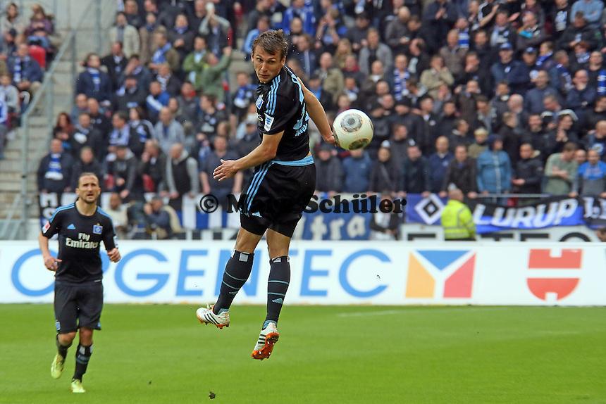 Robert Tesche (HSV) - 1. FSV Mainz 05 vs. Hamburger SV, Coface Arena, 34. Spieltag