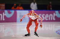 SCHAATSEN: HEERENVEEN: Thialf, World Cup, 03-12-11, 500m B, Igor Bogolubsky RUS, ©foto: Martin de Jong