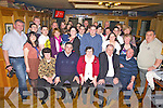 Mary Curran from Muinguidowda, Ballinskelligs seated front centre celebrated her 60th birthday with family and friends at the Ring of Kerry Hotel in Cahersiveen on Friday night last.