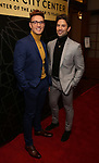 "Tyler Hanes and Nick Adams attends the New York City Center Celebrates 75 Years with a Gala Performance of ""A Chorus Line"" at the City Center on November 14, 2018 in New York City."