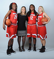 UHart WBB Photo Day 10/13/2016