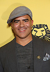 Christopher Jackson attends the 20th Anniversary Performance of 'The Lion King' on Broadway at The Minskoff Theatre on November 5, 2017 in New York City.