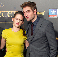 The Twilight Saga: Breaking Dawn - Part 2, Madrid Movie Premiere - Spain