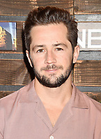 "WEST HOLLYWOOD, CA - AUGUST 10: Michael Angarano attends NBC's ""This Is Us"" Pancakes with the Pearsons at 1 Hotel West Hollywood on August 10, 2019 in West Hollywood, California.<br /> CAP/ROT/TM<br /> ©TM/ROT/Capital Pictures"