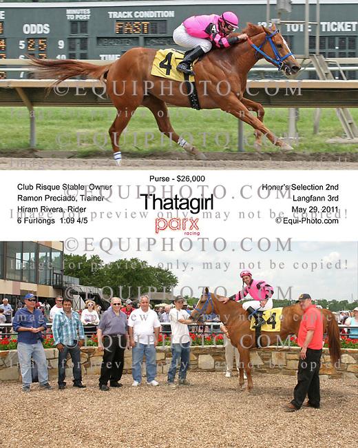 .Winning Photos at Parx Racing.