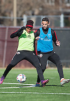 D.C. United Training, February 13, 2017