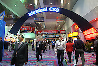 January 7,2006 , Las Vegas,Nevada ---  Visitors attend the 2006 International Consumer Electronics Show (CES) at the Las Vegas Convention Center. The latest technology from 2,500 global companies is exhibited with over 130,000 attendees expected for the duration of the show held January 5-8, 2006.  ---  Chris Farina