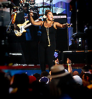 Queen Latifah at the Welcome America Concert July 4th on the parkway