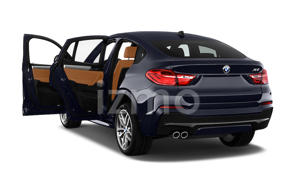 Car images of a 2015 BMW X4 M sportpakket 5 Door SUV 2WD Doors