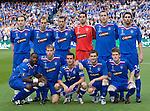 Rangers squad, UEFA Cup Final 2008