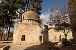 Israel, Jerusalem, The domed grave in Independence Park is that of emir Aidughi Kubaki, who was buried here in 1289.<br />