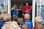 Opening Ceremony - Harpenden Town FC vs Broadfields Utd  10th October 2015