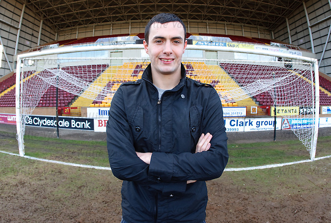 Marc Fitzpatrick, Motherwell pre-match press conference