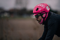 Taylor Phinney (USA/Education First-Drapac)<br /> <br /> 109th Milano-Sanremo 2018<br /> Milano &gt; Sanremo (291km)