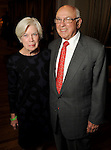 Susan and Richard Keeton at the Touchdown for TEACH gala at the River Oaks Country Club Tuesday Nov. 10, 2015.(Dave Rossman photo)