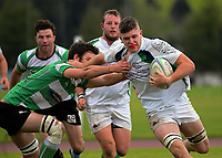 Action from the Northland premier club rugby match between Old Boys Marist and Otamatea at Kensington Park in Whangarei, New Zealand on Saturday, 3 June 2017. Photo: Dave Lintott / lintottphoto.co.nz