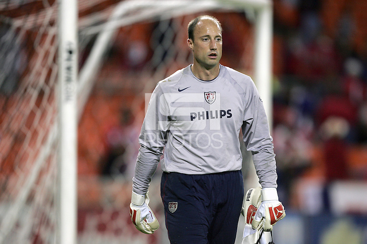 Kasey Keller, Panama vs USA, World Cup qualifier at RFK Stadium, 2004.