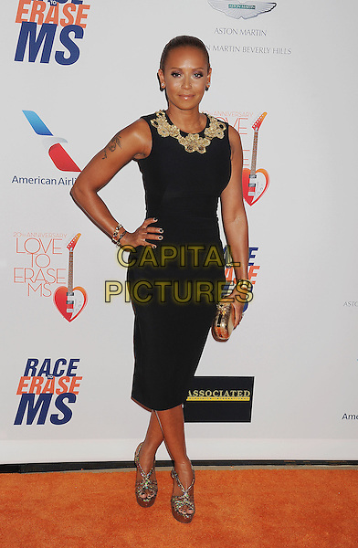 "Melanie Brown, Hyatt Regency Century Plaza, Century City, California, USA -- Melanie Brown arriving at the 20th Annual Race To Erase MS Gala ""Love To Erase MS"" at the Hyatt Regency Century Plaza in Century City, California, USA 3rd May 2013. .CAP/ROT/TM.©Tony Michaels/Roth Stock/Capital Pictures"