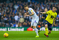 Leeds United's Mateusz Klich vies for possession with Blackburn Rovers' Darragh Lenihan<br /> <br /> Photographer Alex Dodd/CameraSport<br /> <br /> The EFL Sky Bet Championship - Leeds United v Blackburn Rovers - Wednesday 26th December 2018 - Elland Road - Leeds<br /> <br /> World Copyright © 2018 CameraSport. All rights reserved. 43 Linden Ave. Countesthorpe. Leicester. England. LE8 5PG - Tel: +44 (0) 116 277 4147 - admin@camerasport.com - www.camerasport.com