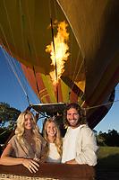 16 January 2018 - Hot Air Balloon Gold Coast and Brisbane
