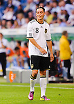 29.05.2011, Rhein-Neckar-Arena, Sinsheim, GER, LS FSP, Deutschland (GER) vs Uruguay (UY), im Bild Mesut Oezil of Germany during the Football Friendly Ship between Germany and Uruguay  for the Rhein-Neckar-Arena in Sinsheim, Germany, 2011/05/29, Foto © nph / Roth