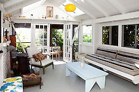 cottage style sitting room
