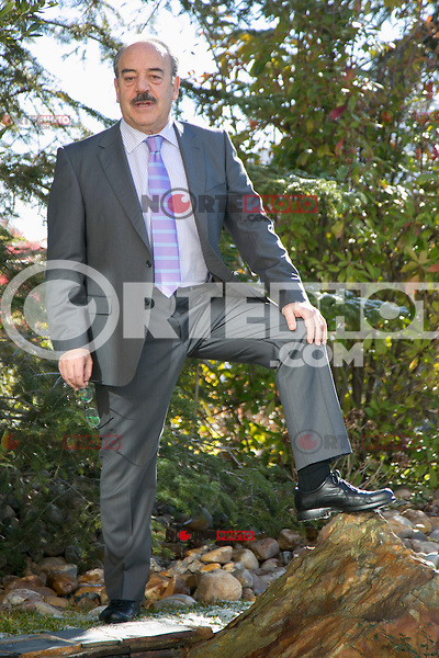 """Tito Valverde attend the """"WITHOUT IDENTITY"""" (Sin identidad) Second Season presentation on the set in Madrid, Spain. January 19 2015. (ALTERPHOTOS/Carlos Dafonte) / NortePhoto<br /> / NortePhoto.com"""
