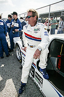Hurley Haywood, Rolex 24 at Daytona, February 2003.  (Photo by Brian Cleary/bcpix.com)