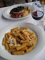Venice Pasta and Sepia Nero