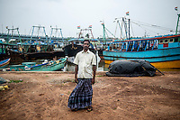 Indian fisherman who was arrested by Srilanka Navy