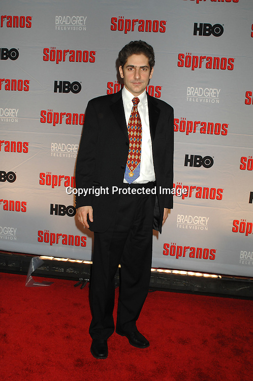 Michael Imperioli..arriving at The Sopranos World Premiere of two new episodes of the HBO original series on March 27, 2007 at..Radio City Music Hall in New York...Robin Platzer, Twin Images