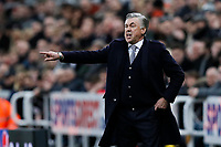 Everton manager Carlo Ancelotti during the Premier League match at St. James s Park, Newcastle. Picture date: 28th December 2019. Picture credit should read: James Wilson/Sportimage PUBLICATIONxNOTxINxUK SPI-0400-0063<br /> Everton Vs Newcastle <br /> Foto Imago/Insidefoto <br /> ITALY ONLY