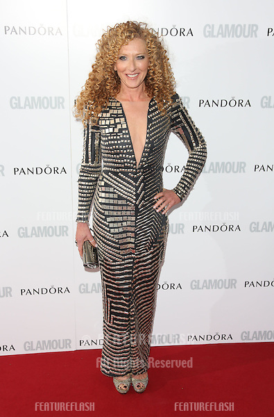 Kelly Hoppen arriving for the 013 Glamour Women of The Year Awards, Berkeley Square, London. Picture by: Henry Harris / Featureflash
