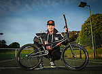 Matti Hemmings - Flatland BMX - Portsahead - Bristol - UK <br /> <br /> Photographer - Ian Cook IJC Photography