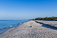 Barefoot Beach, Bonita Springs, Florida, USA.