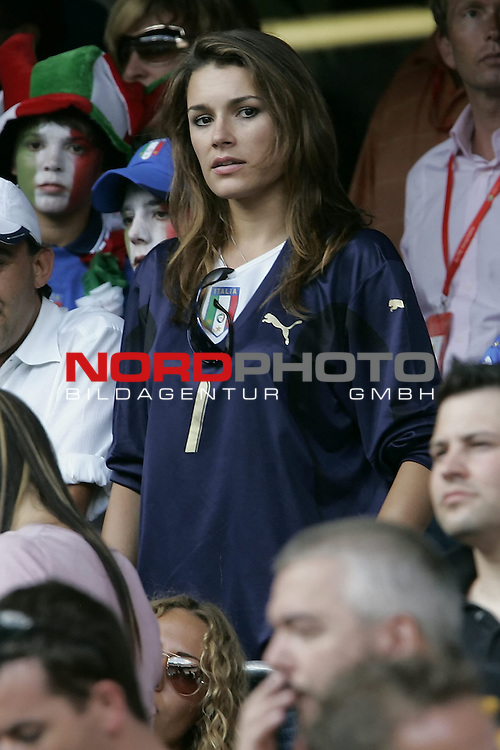 FIFA WM 2006 -  Round of Sixteen - / Viertelfinale <br /> Play      #53 (26-Jun) - Italien - Australien<br /> <br /> ALENA SEREDOVA<br /> <br /> <br /> Foto &copy; nordphoto