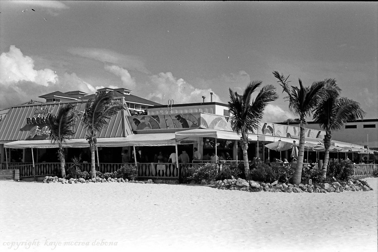 Florida Beach Bars on the Gulf of Mexico.