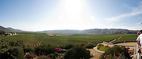 L. A. Cetto winery. Valle de Guadalupe. Press tour around Baja California Norte