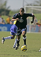 2005 Nike Friendlies - Bryan Arguez