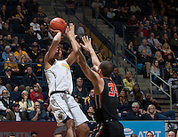 Berkeley, CA - February 24th, 2017:  CAL Men's Basketball's 76-46 victory against Oregon State at Haas Pavilion.
