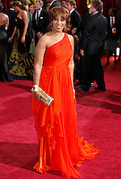 Gayle King arrives at the 81st Annual Academy Awards held at the Kodak Theatre in Hollywood, Los Angeles, California on 22 February 2009