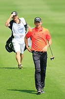 Marcel Siem (GER) in action during the third round of the Volvo China Open played at Topwin Golf and Country Club, Huairou, Beijing, China 26-29 April 2018.<br /> 28/04/2018.<br /> Picture: Golffile | Phil Inglis<br /> <br /> <br /> All photo usage must carry mandatory copyright credit (&copy; Golffile | Phil Inglis)