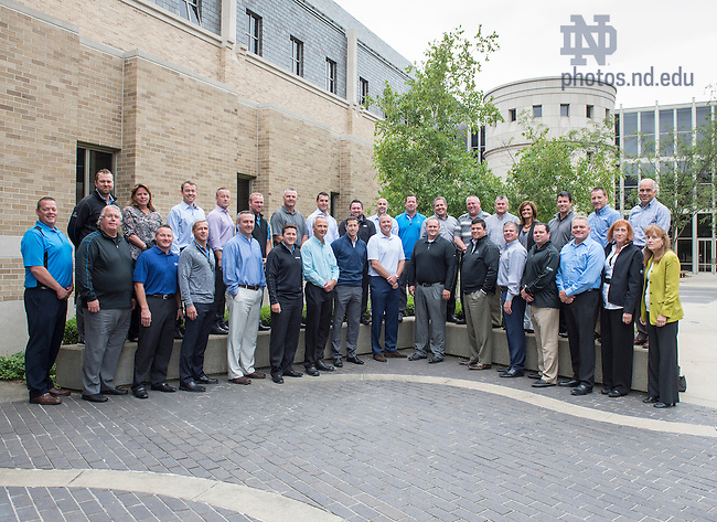 Aug. 25, 2015; Thor Industries Group. (Photo by Barbara Johnston/University of Notre Dame)