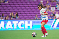 Orlando, FL - Saturday August 05, 2017: Vanessa DiBernardo during a regular season National Women's Soccer League (NWSL) match between the Orlando Pride and the Chicago Red Stars at Orlando City Stadium.