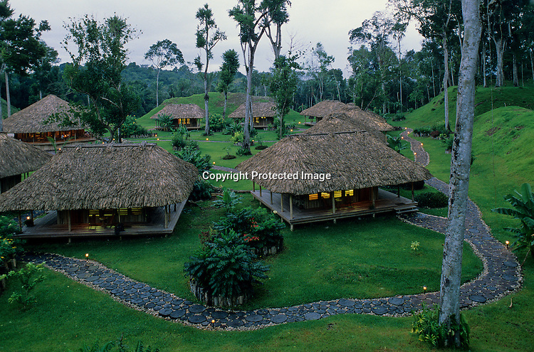 Maya Route,Chan Chich, Lodge, Belize